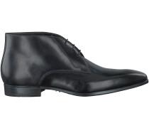 Schwarze Giorgio Business Schuhe HE46999
