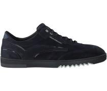 Blaue Floris van Bommel Sneaker 16094