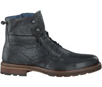 Schwarze Rehab Boots CARL
