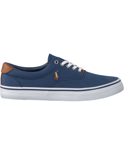 Blaue Polo Ralph Lauren Sneaker Thorton