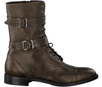 Bronze Roberto d'Angelo Biker Boots 4000