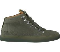 Grüne Nubikk Sneaker JHAY MID