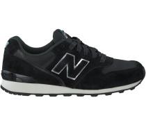 Schwarze New Balance Sneaker WR996 DAMES