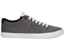 Sneaker Low Essential Chambray Vulcanized Grau Herren