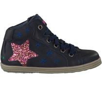 Blaue Bunnies Sneaker SARI STOER
