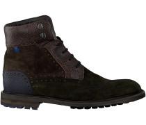 Grüne Floris van Bommel Ankle Boots 10979