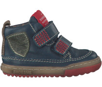 Blaue Shoesme Babyschuhe EF6W032