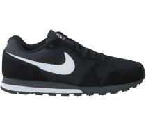 Schwarze Nike Sneaker MD RUNNER 2 HERREN