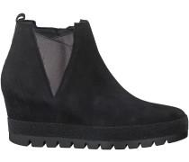 Schwarze Gabor Boots 671