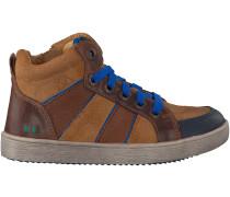 Cognac Bunnies Sneaker POL PIT
