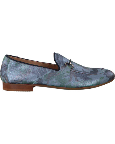 Blaue Pedro Miralles Loafer 18076