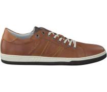 Cognac Van Lier Sneaker 7308