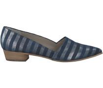 Blaue Maripé Loafer 24836