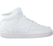 Sneaker Low Court Vision Mid Wmns
