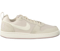 Weiße Nike Sneaker COURT BOROUGH LOW PREM