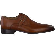 Cognac Van Bommel Business Schuhe 12099