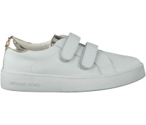 Weiße Michael Kors Sneaker ZIA IVY IRINA