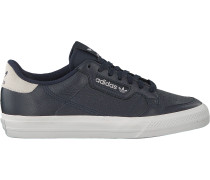 Blaue Adidas Sneaker Low Continental Vulc M