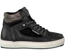 Schwarze Vingino Sneaker TIAGO