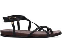 Sandalen 170010149 Schwarz Damen