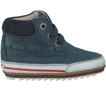 Blaue Shoesme Babyschuhe BP7S021