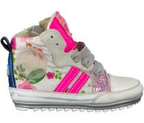 Graue Shoesme Babyschuhe BP8S006