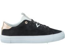 Schwarze HUB Sneaker HOOK-W