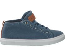 Blaue Blackstone Sneaker LK30