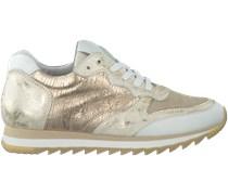 Goldene Omoda Sneaker 227