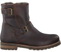 Braune Panama Jack Boots FAUST