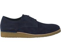 Blaue Greve Schnürschuhe MS2956
