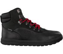 Schwarze Polo Ralph Lauren Ankle Boots ALPINE 1
