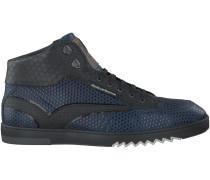 Blaue Floris van Bommel Sneaker 10932