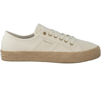 Weiße Gant Sneaker ZOE
