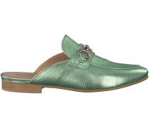 Grüne Omoda Loafer EL07