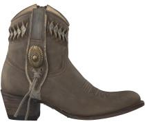 Taupe Sendra Cowboystiefel 13387