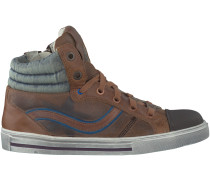 Braune Braqeez Sneaker 416528