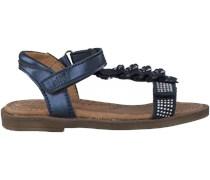 Blaue Clic Sandaletten CL8992