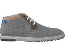 Beige Floris van Bommel Sneaker 10841