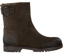 Braune Omoda Stiefel 8301
