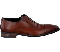 Cognac Van Bommel Business Schuhe 16218