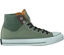 Grüne Converse Sneaker CHUCK TAYLOR ALL STAR