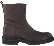 Braune Hip Stiefel H1101