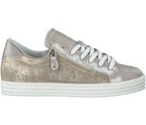 Taupe Maripé Sneaker 22281