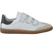 Weisse Omoda Sneaker ILC16219