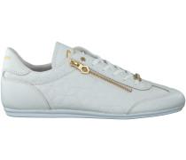 Weisse Cruyff Classics Sneaker ESCRIBA