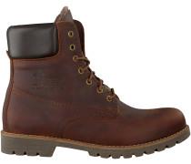 Braune Panama Jack Ankle Boots PANAMA HEREN 03 AVIATOR