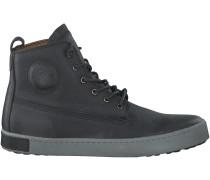 Schwarze Blackstone Boots AM02