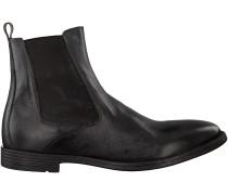 Schwarze Antony Morato Sneaker MMFW00808