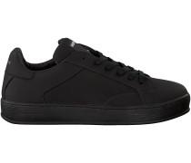 Schwarze Replay Sneaker COUNCIL